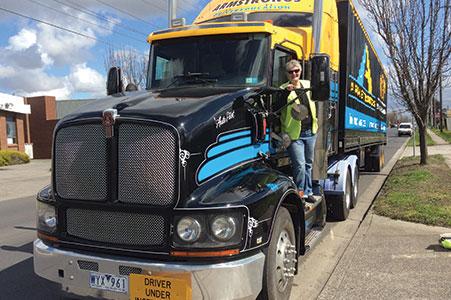 heavy vehicle program melbourne