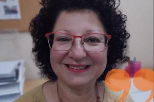 PRACE EAL teacher Christina Kingston
